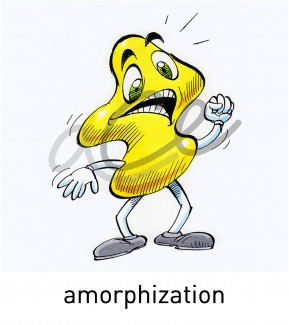 amorphization